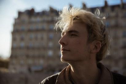 Alban, Paris, France.