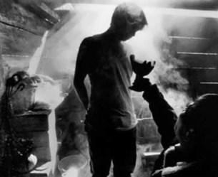 "Lorenzo Armendáriz. De la serie ""Centinelas del Tiempo"". México, 1993"