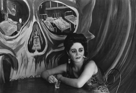 Graciela Iturbide. Ciudad de México, 1969