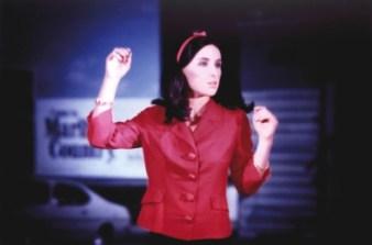 Rearscreen Projections. Cindy Sherman