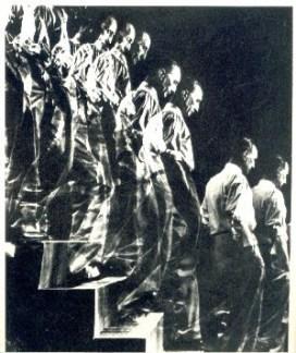 escalera_ Marcel Duchamp