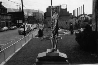 Lee Friedlander Johnstown, PA Plate 25 from %22Factory Valleys%22 1980
