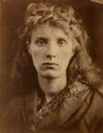 Julia_Margaret_Cameron_oenf_101_Julia Margaret Cameron - The Mountain Nymph, Sweet Liberty, 1866