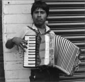 El acordeonista, 1990
