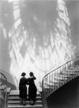 Figuras en el castillo. 1920