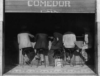 Los agachados. 1932-34