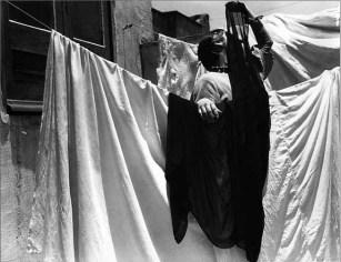 Sábanas, el eclipse. 1933