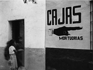Manuel Álvarez Bravo. Señal Teotihuacán (1956)