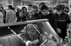 Automobile Show, Paris 1968 Henri Cartier-Bresson