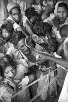 Baroda, India 1948 Henri Cartier-Bresson