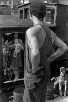 Bougival, cerca de París 1956 Henri Cartier-Bresson