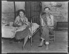 Bud Fields, cotton sharecropper Hale County Alabama Walker Evans