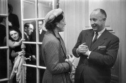 Chistian Dior, Paris, 1953 Henri Cartier-Bresson