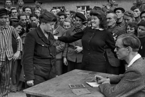 Dessau, Germany 1945 Henri Cartier-Bresson