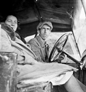Dorothea Lange Once a Missouri farmer, now a migratory farm laborer on the Pacific Coast. California, 1936. Dorothea Lange