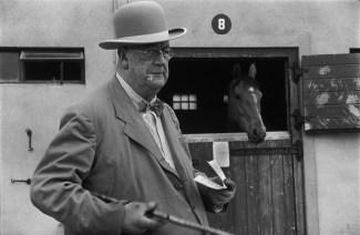 En la pista Curragh cerca de Dublin, Irlanda 1952 Henri Cartier-Bresson