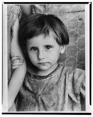 Laura Minnie Lee Tengle 1935 Walker Evans