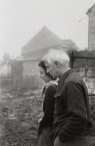 Max Ernst and Dorothea Tanning, Huismes, France 1955 Henri Cartier-Bresson