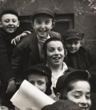 Morris Huberland. Parochial School (Yeshiva), E. Houston St., NYC, 1940s