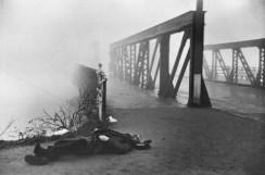 Cerca de Estrasburgo, Francia 1944 Henri Cartier-Bresson
