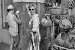 Saint-Tropez, Francia, 1959 Henri Cartier-Bresson