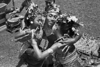 Sayan, Bali, Indonesia 1949 Henri Cartier-Bresson