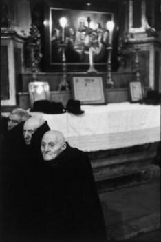 Scanno, Italia 1951 Henri Cartier-Bresson