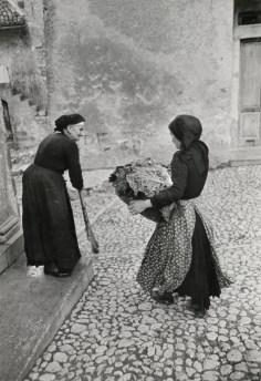 Scanno Italia 1951 Henri Cartier-Bresson