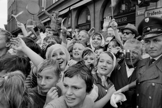 Visita del General de Gaulle, Munich, 1962 Henri Cartier-Bresson