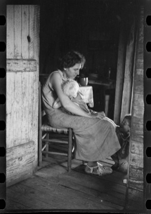 Walker Evans Lily Rogers Fields and children Hale County Alabama