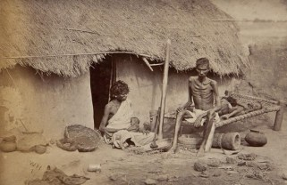 William Hooper Madras India 1876-1878