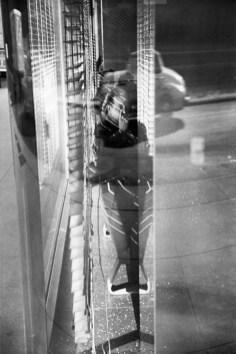 1947. Un ojo en el Museo de Arte Moderno. Henri Cartier-Bresson.
