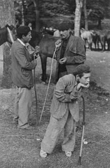 1952 San Fermines, Pamplona1952.San Fermines, Pamblona, España. Henri Cartier-Bresson, España. Henri Cartier-Bresson.