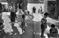 1953. Juvisy, Francia. Henri Cartier-Bresson