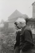 1955 Max Ernst and Dorothea Tanning, Huismes, France Henri Cartier-Bresson