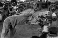 1958 El gran salto, China. Henri Cartier-Bresson