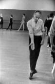 1959 George Balanchine, New York. Henri Cartier Bresson