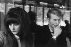 1965 Jean-Marie Le Clézio with His Wife, Paris Henri Cartier-Bresson