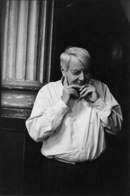 1967 Charles Munch, Paris Henri Cartier-Bresson