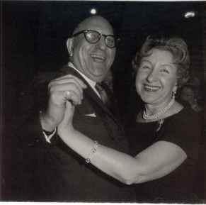 A Jewish couple dancing, N.Y.C., 1963 Diane Arbus
