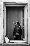 Édouard Boubat . DEVANT LA FENETRE, FRANCE,1978
