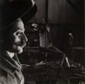 Cesar Baldaccini (The Sculptor Cesar in his Workshop) Robert Doisneau 1955