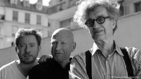 Juliano Ribeiro Salgado, Sebastião Salgado y Wim Wenders