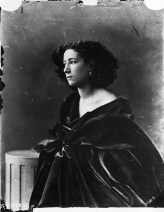 Nadar - Gaspard Felix Tournachon -Nadar_Sarah_Bernhardt_1866