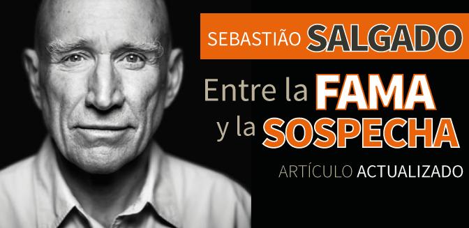 Sebastião Salgado: entre la fama y la sospecha