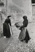 1951. Scanno, Italia. Henri Cartier-Bresson