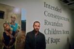 Jonathan Torgovnik's Rawanda opening at Aperture Gallery in NYC