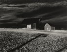 Two Barns and Shadow, 1955