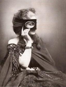 Virginia Oldoini, Condesa de Castiglione. Pierre Louis Pierson