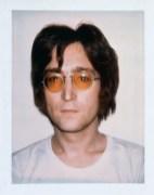 John Lennon, Polaroid, Andy Warhol
